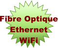 Fibre Optique Ethernet WiFi